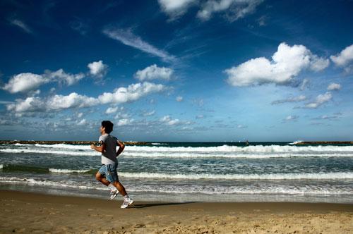 correndo-praia